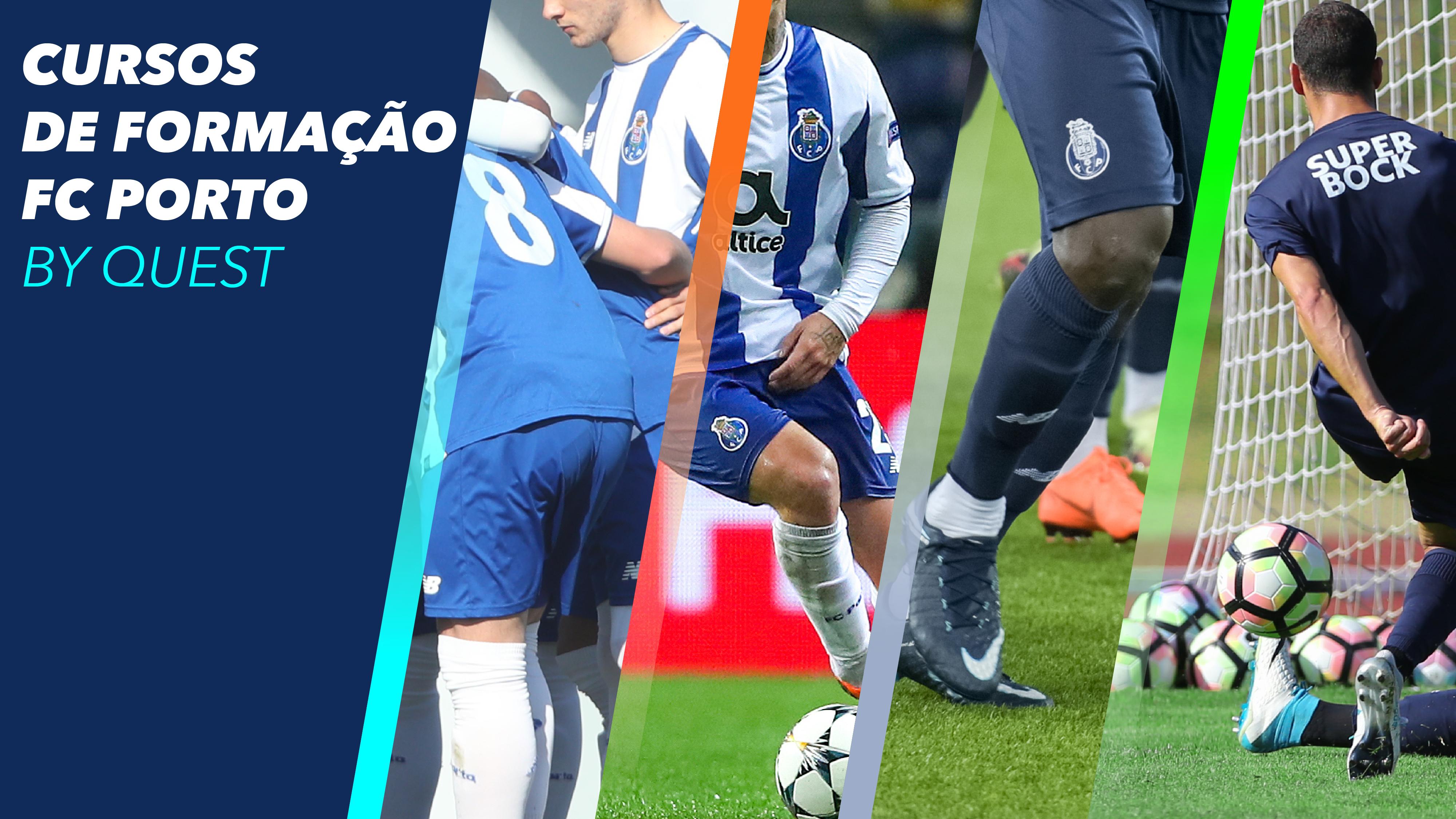 Formações FC Porto by QUEST